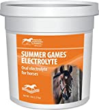 SUMMER GAMES ELECTROLYTE SUPPLEMENT FOR HORSES - 5 POUND