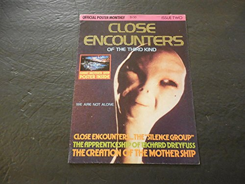 Glasses Close Encounter (Close Encounters Of The Third Kind Monthly Poster #2 Mother Ship)
