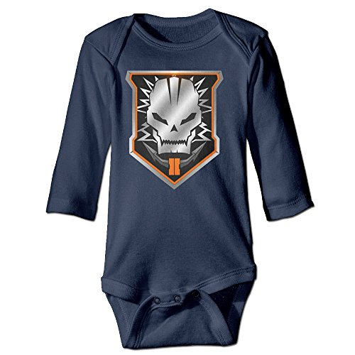 Price comparison product image Newborn Boy Girls Infant Call Of Duty Infinite Warfare Jumpsuit Bodysuit Clothes