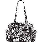 Vera Bradley Make a Change Baby Bag (Midnight Paisley)