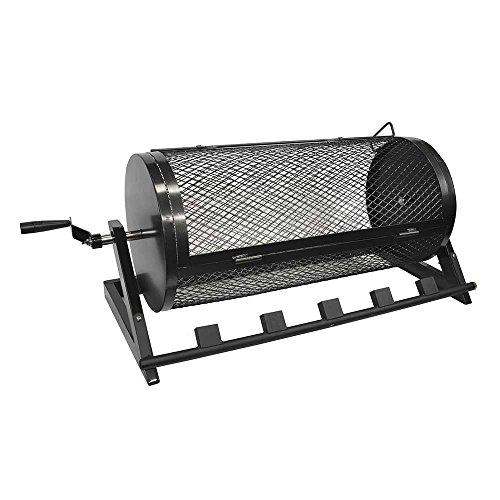 Amazon.com: 5 Burner Hatch Chile Roaster Propane Roaster Drum & Portable Stand CR-BARBACOA-2: Garden & Outdoor