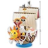 ワンピースMEGA メガワールドコレクタブルフィギュア SPECIAL!! ルフィ&サウザンドサニー号
