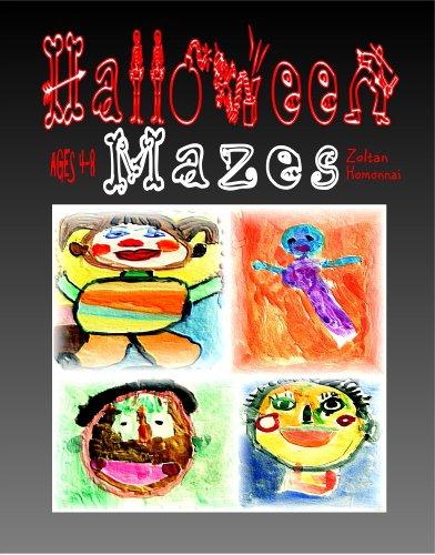 Halloween Mazes -