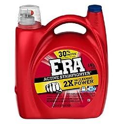 Era 2x Ultra He Liquid Laundry Detergent - 225 Oz. - 146 Loads (1)