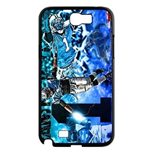 Tony Diy MENGYANX cell phone case cover - Custom The NFL stars Cam Newton from Carolina XgnjKizTLLn Panthers team custom design case cover protective case cover For Samsung Galaxy Note 2 case