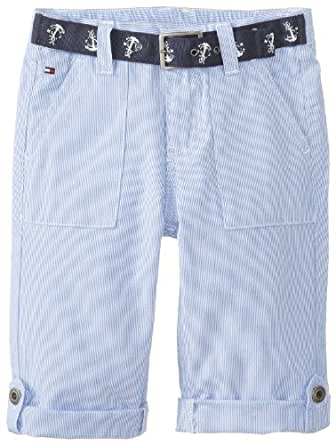 Tommy Hilfiger Baby Boys' Sam Convertible Pant, Bright Blue, 12 Months