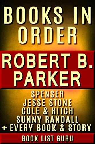 Robert b parker books in order spenser series jesse stone books robert b parker books in order spenser series jesse stone books cole and fandeluxe Choice Image