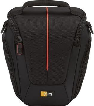 Case Logic DCB306K SLR - Funda para cámara (nilón), Negro: Amazon ...