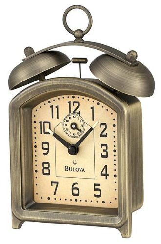 Bulova B8128 Holgate Alarm Collection (Alarm Collection)