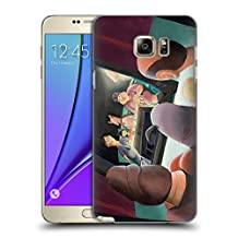 Official Rock Demarco Boob Tube Illustrations Hard Back Case for Samsung Galaxy Note5 / Note 5