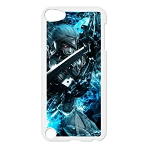 metal gear rising revengeance iPod Touch 5 Case White xlb2-304391