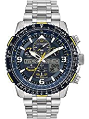 Citizen Eco-Drive™ FAQ Watch Sizing Guide Style as distinctive and impressive as you are!  Stainless steel case with anti-reflective crystal dome.  Eco-Drive technology – powered by light, any light. Never needs a battery.  Stainless steel br...