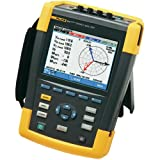 Fluke 434-II/BASIC Energy Analyzer, +/- 0.5% Accuracy, 0.1V Resolution
