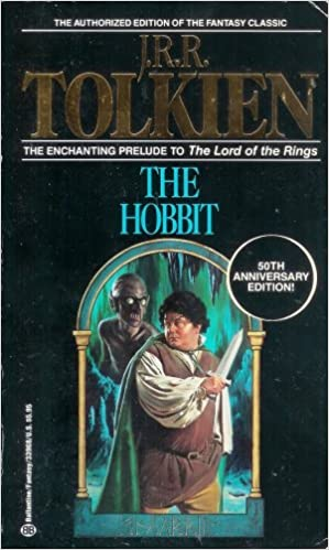the hobbit 50th anniversary edition hardcover