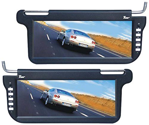 Tview T1220SV-BK Sunvisor Monitor (Black) - Buy Online in Oman ... d0aa2ab1589