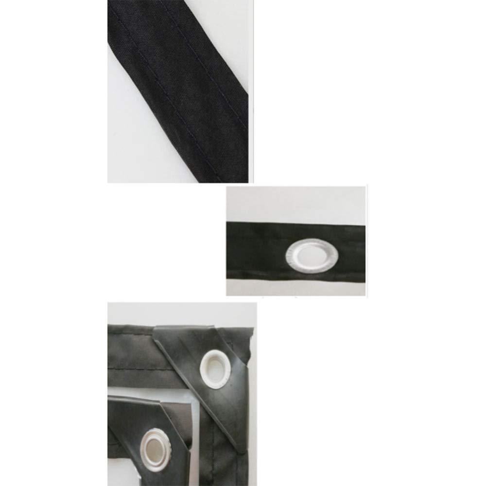 Liul Espesar Lona Lona Espesar Transparente Aislante Impermeable Plástico Aislante Lámina De Plástico Flor De Planta Ventana De Vapor,5x5m f7b5e1
