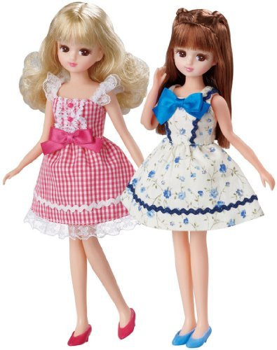 Licca-chan LW-21 casual dress set - Licca Dress Set