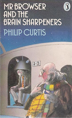 book cover of Mr. Browser and the Brain Sharpeners