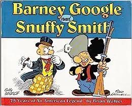 Barney Google is 100