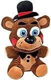 FunKo Five Nights At Freddy's Limited Edition Toy Freddy Plush Doll, 6-Inch