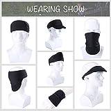 Sun Visors for Women - Yoga Headband Outdoor Peaked Golf Cap Headwear Visor Hat Race Gear UV Protection