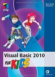 Visual Basic 2010 für Kids (mitp für Kids)