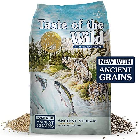 Taste of the Wild Pacific Stream Canine Grain-Free Recipe with Smoked Salmon Adult Dry Dog Food