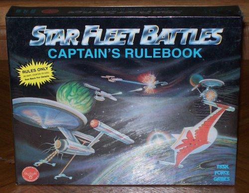 Star Fleet Battles Captain's Basic Rulebook
