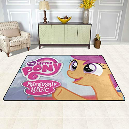 Soft Flannel Area Rugs, 36