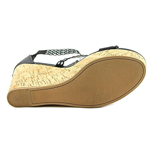 Nine West Fancy0ner7 Lona Sandalia