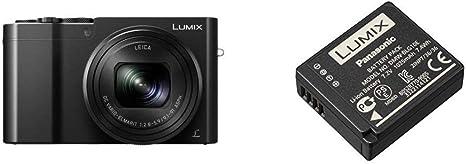 Panasonic Lumix DMC-TZ100EG-K - Cámara Compacta Premium ...