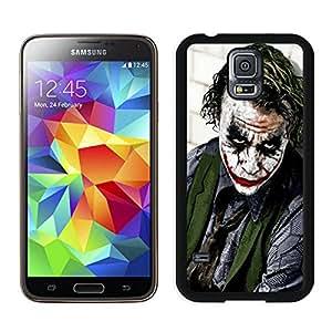 Popular And Unique Custom Designed Case For Samsung Galaxy S5 I9600 G900a G900v G900p G900t G900w With Joker 9 Black Phone Case