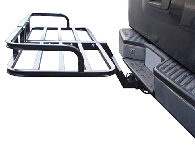 fe5f22744fca Amazon.com: TMS CC-SC1201B-1 500-Pound Excess Steel Cargo Carrier ...