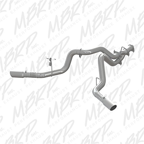 MBRP Exhaust S6035409 XP Series Cool Duals Filter Back Exhaust (Series Cool Duals Filter)