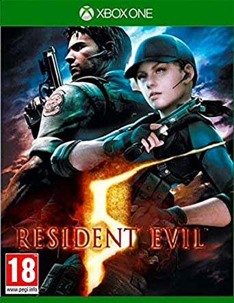 Oferta amazon: Resident Evil 5 HD