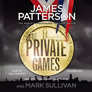 Private Games Audiobook