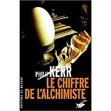 CHIFFRE DE L'ALCHIMISTE (LE)
