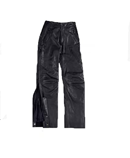 eca17e526 Amazon.com: Harley-Davidson Womens Midweight FXRG Leather Over Pant  98525-05VW (6): Automotive