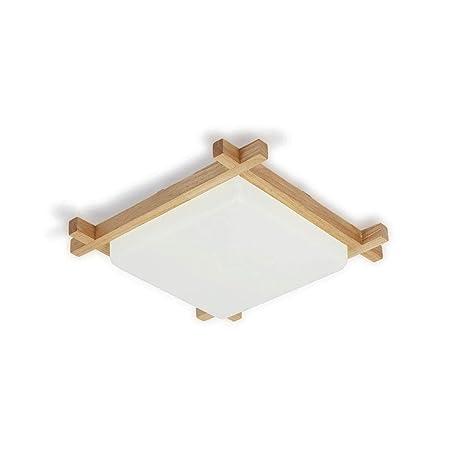 HELELE Moderna Lámpara LED De Techo para Salón, Pantalla De ...