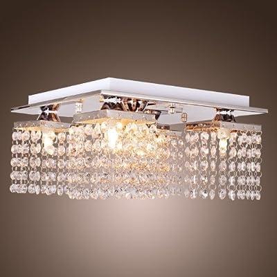 LightInTheBox Crystal ceiling Light with 5 lights