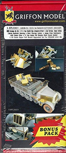 (Griffon Model 1/35th Scale Super Upgrade Set for Dragon Kit 6541 #S-BPL35021)