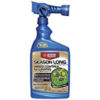 Bayer Advanced 704040 Ready-to-Spray Season Long Weed Control for Lawn (24-Ounce)