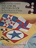 The United States Patchwork Pattern Book (Dover Quilting)