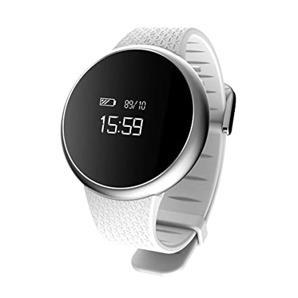 "Amazon.com: Bluetooth SmartWatch 0.66"" OLED ..."