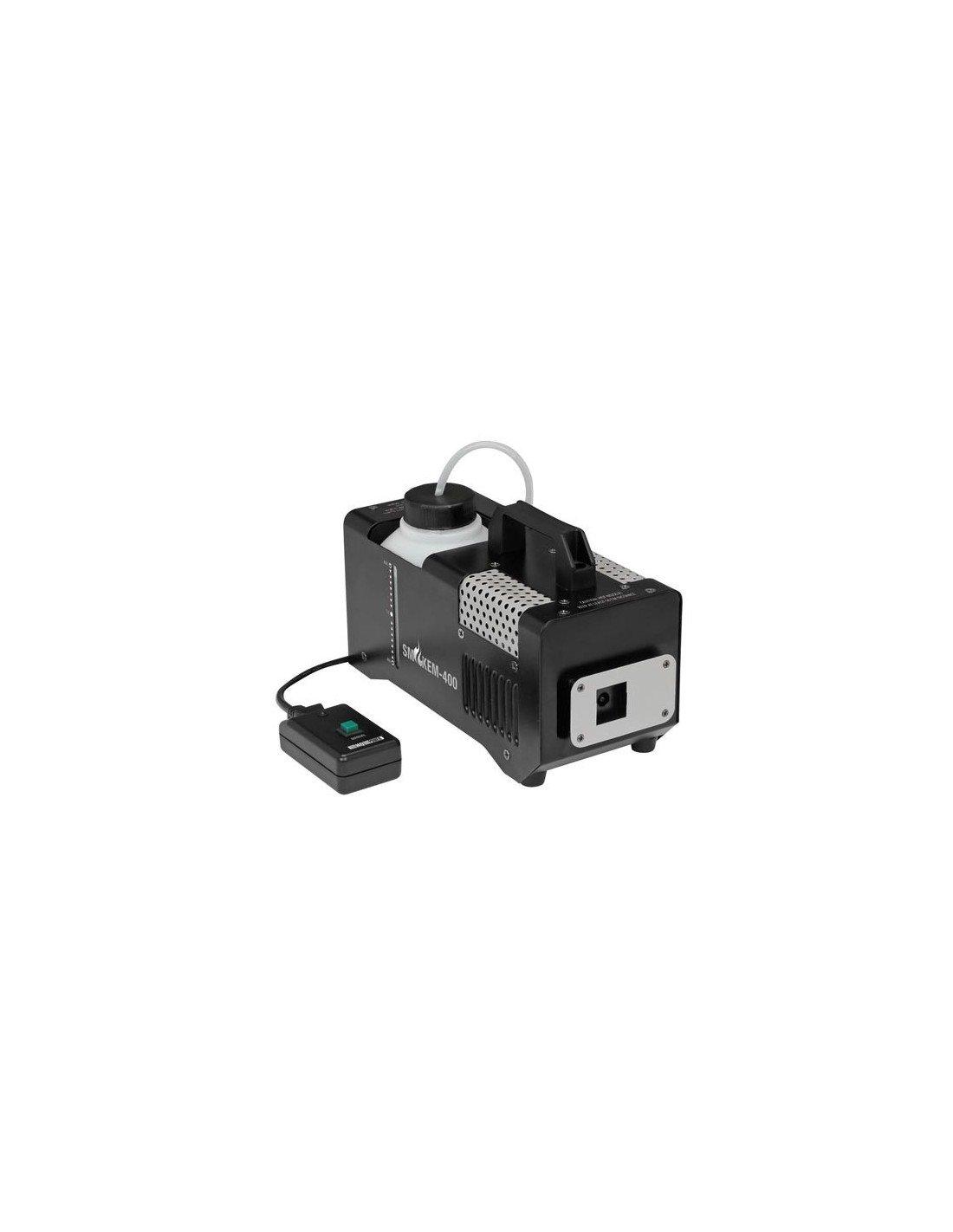 Máquina de Niebla – 600 W – Cable con Mando a Distancia