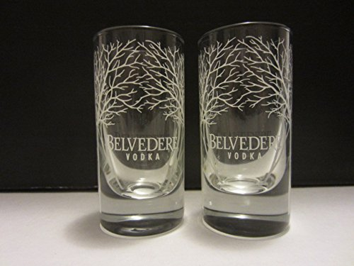 set-of-2-belvedere-luxury-polish-vodka-signature-satin-trees-tasting-shot-glasses