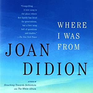 Where I Was From Audiobook