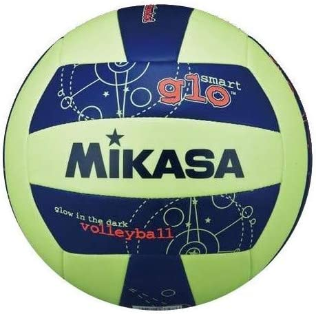 MIKASA VSG Glow in The Dark Beach Voleibol, Fluorescente, 5 ...