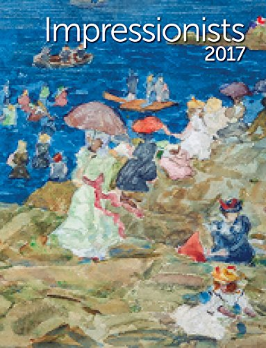 Impressionists Engagement Calendar 2017
