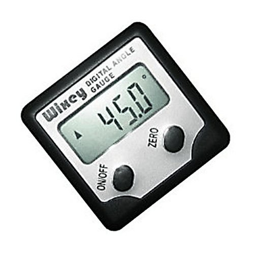 Digital Angle Finder >> Amazon Com Wixey Wr300 Digital Angle Gauge Home Improvement
